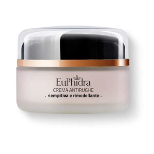 euphidra filler suprema crema antirughe euphidra filler suprema crema antirughe pelli secche