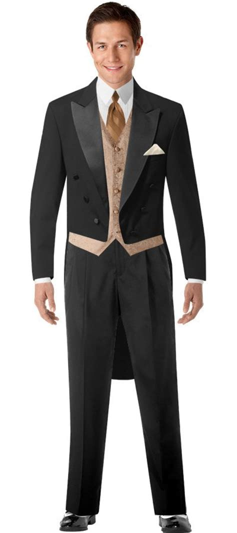 i just created perfect tuxedo look with build a tux