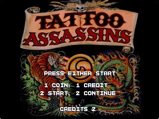 tattoo assassins all fatalities i mockery com tattoo assassins
