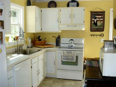 yellow and white kitchen ideas paint colors for kitchen with white cabinets decor