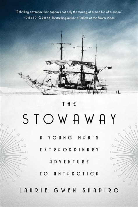 the stowaway the stowaway book by laurie gwen shapiro official