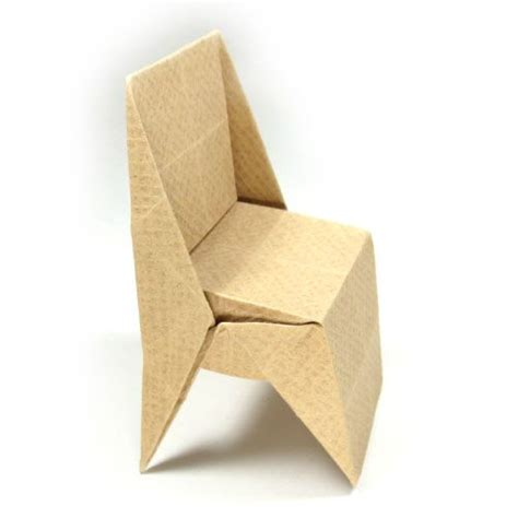 Origami Furniture - 25 best ideas about origami chair on origami