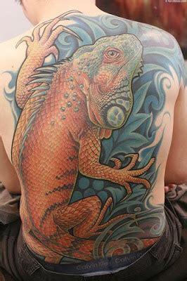 full body lizard tattoo new butterfly tattoo beautiful full coloured lizard tattoo