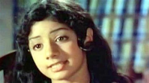 sridevi first movie little girl sridevi charmed all of us says her first