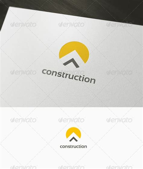 Best 25 House Logos Ideas On Pinterest Home Logo Real Estate Logo And Real Estate Logo Design Templates For Construction Companies