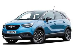 Cross To Vauxhall Vauxhall Crossland X Suv Review Carbuyer