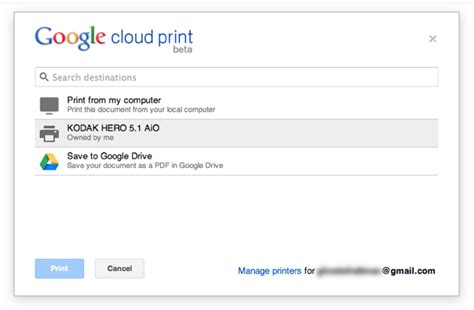 printable heroes google drive getting started with google cloud print