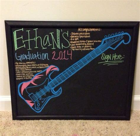 chalkboard paint guitar 106 best images about charming chalk chalkboards on