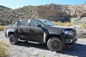 Colorado Trail Tires 2016 Chevrolet Colorado Z71 Trail Test Drive Review