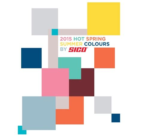 sico paint unveils its top colors for and summer 2015 coatings world