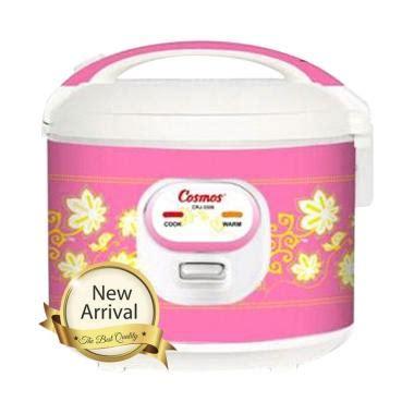 Rice Cooker Cosmos 2 Liter jual cosmos crj 3306 rice cooker 1 8 l harga
