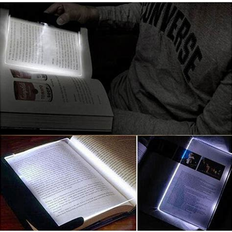Lightwedge The Energy Efficient Reading Light lightwedge ledブックライト プロモーション aliexpress でのプロモーション
