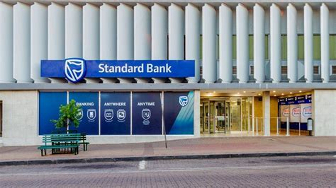 standard bank banking standard bank leads transformation in sustainable