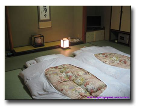 Futon For Sleeping by Small Countryside Tours Of Japan