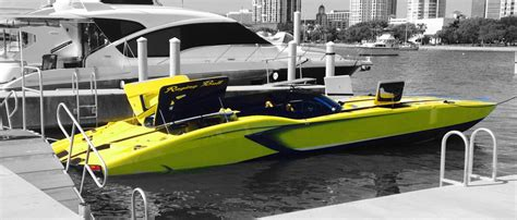 mti lambo boat the gold standard