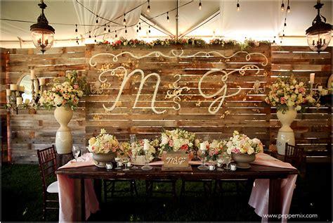 Backyard Wedding Layout Backyard Wedding Culinary Crafts