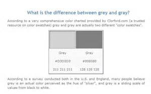 grey vs gray color grey vs gray advanced flat gray and grey