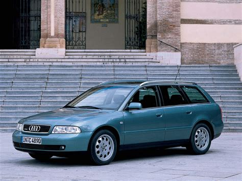 Audi A4 1994 by Audi A4 1994 Car Photo 005 Of 26 Diesel Station