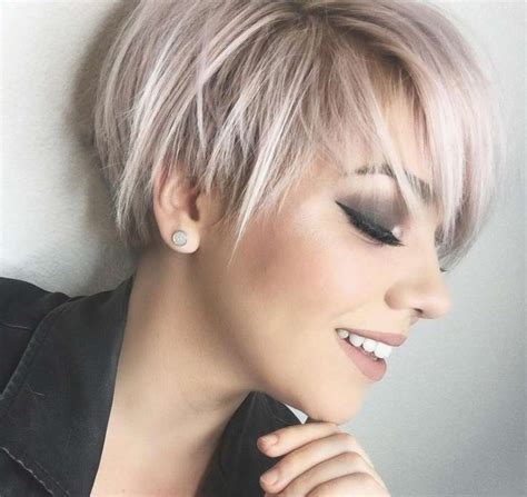 different hairstyles for fine hair the 25 best very short hairstyles ideas on pinterest