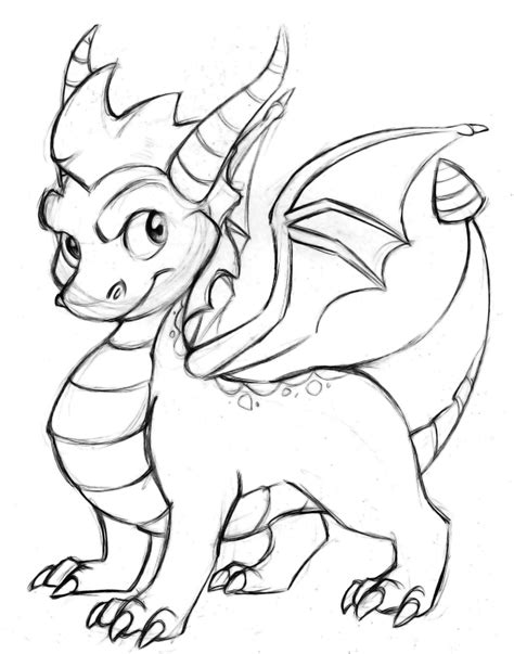 coloring pages of spyro the dragon 19 best images about skylanders on pinterest coloring