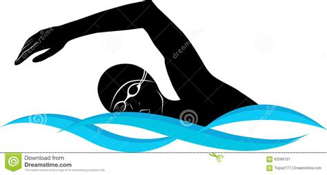 Butterfly Stroke Black swimming clipart butterfly stroke pencil and in color swimming clipart butterfly stroke