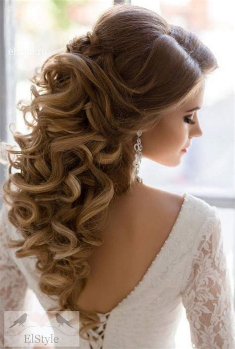 Best Wedding Hairstyles For Long Hair   WeddingWide.Com