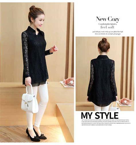 Jual Baju Wanita Ready Stock Best Seller Setelan Wanita Kimichan Murah baju wanita brukat hitam cantik model terbaru jual murah import kerja