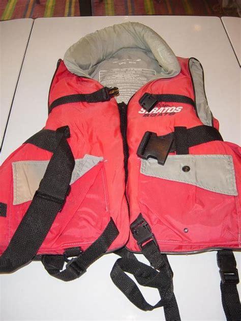 sell stratos bass boat life jackets motorcycle in boca - Bass Boat Life Jacket
