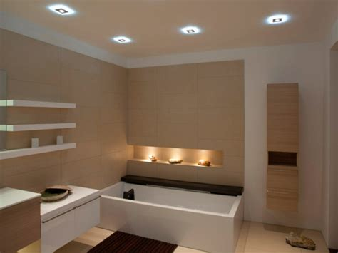 beleuchtung im badezimmer badbeleuchtung f 252 r decke 100 inspirierende fotos