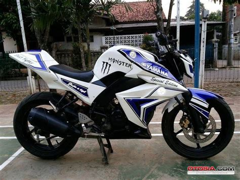 Custom Cas King Lucu Murah byson custom fighter yamaha byson standard