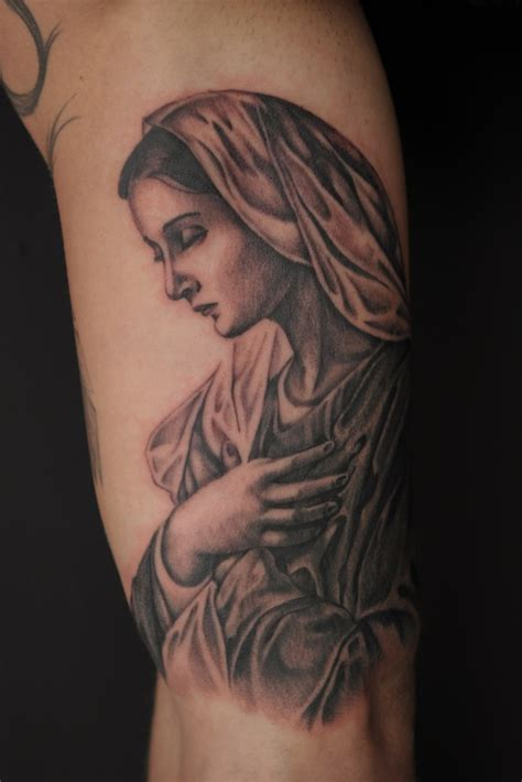 maria tattoo designs magdalena by robert franke on deviantart
