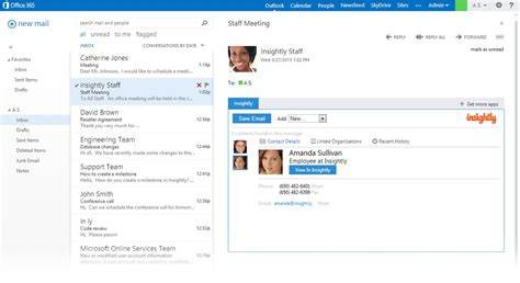Office 365 Outlook Integration Microsoft Crm Outlook Integration Accent Gold Solutions