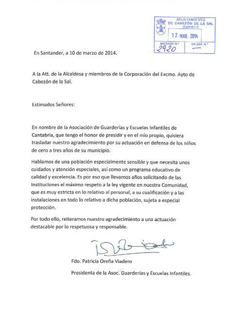 carta de retiro de jardin infantil informaci 243 n sobre la noticia publicada hoy en el diario monta 241 es respecto de la ludoteca