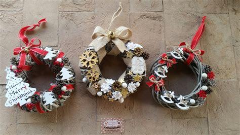 ghirlande natalizie per camino ghirlande natalizie 2016 la piccola bottega creativa