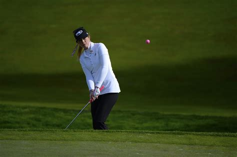lpga swing videos paula creamer photos zimbio