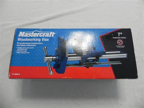 mastercraft woodworking mastercraft 7 quot woodworking vice for bench mounting saanich