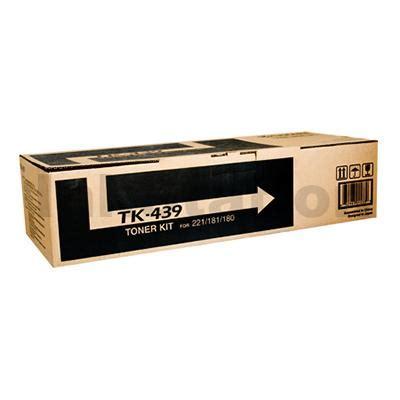 Toner Kyocera Taskalfa 180 1 x genuine kyocera tk 439 toner cartridge taskalfa 180 taskalfa 181 taskalfa 221 15 000 pages