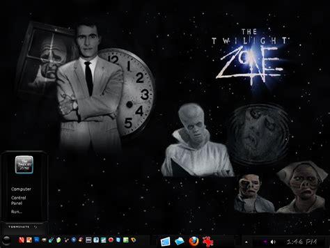 themes zone twilight zone theme for windows 7