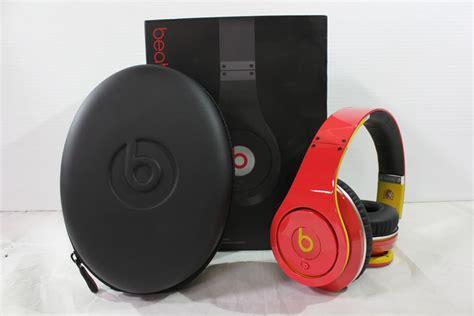 Aksesoris Handphone Earphone Headset Color Custom Beat beats by dr dre studio headphones spain soccer custom reverb