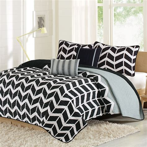 black quilted coverlet nadia black quilted coverlet set by intelligent design