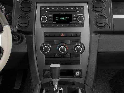 2006 Jeep Commander Battery Size Image 2008 Jeep Commander Rwd 4 Door Sport Instrument