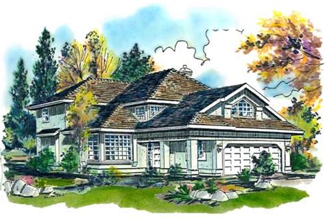 southwest style house plans southwest style house plans 1881 square foot home 2 story 3 bedroom and 2 bath 2 garage