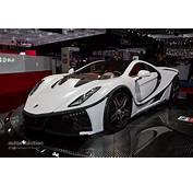 Spania GTA Brought Out Its Updated Supercar In Geneva The