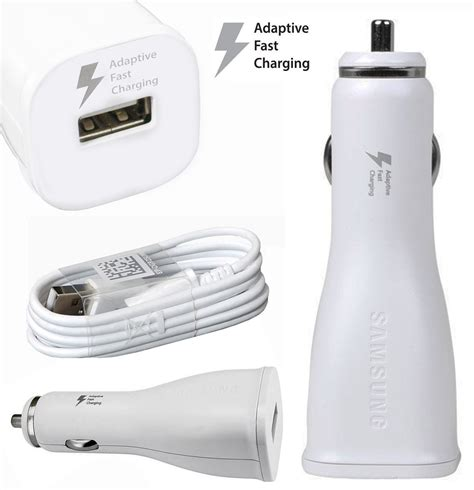 Terlaris Car Charger Charger Mobil Samsung Fast Charging Original Samsung Adaptive Fast Charging Rapid Car Charger Silicon Pk