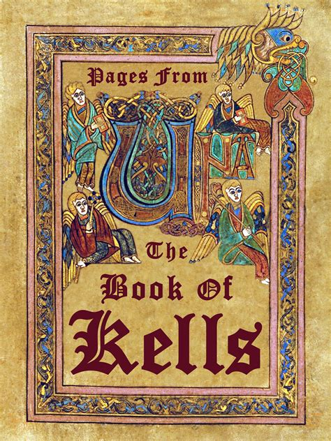 pictures of the book of kells the book of kells co dublin