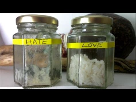 negative energy experiment rice consciousness experiment inspired by dr masaru emoto