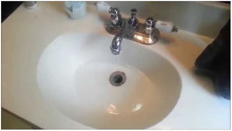 unclog bathroom sink with vinegar clogged bathroom sink baking soda vinegar bathroom the