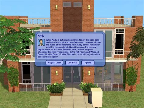 mod the sims real estate career