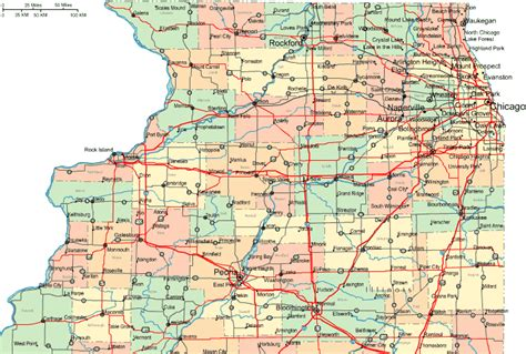 Search Niu Regional Map Of Northern Illinois