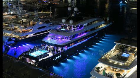 monaco boat show the monaco yacht show 2016 youtube
